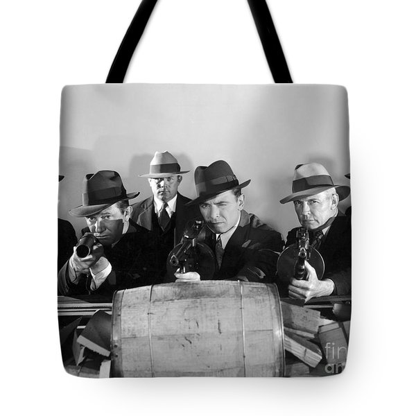 Film Still: Gangsters Tote Bag by Granger