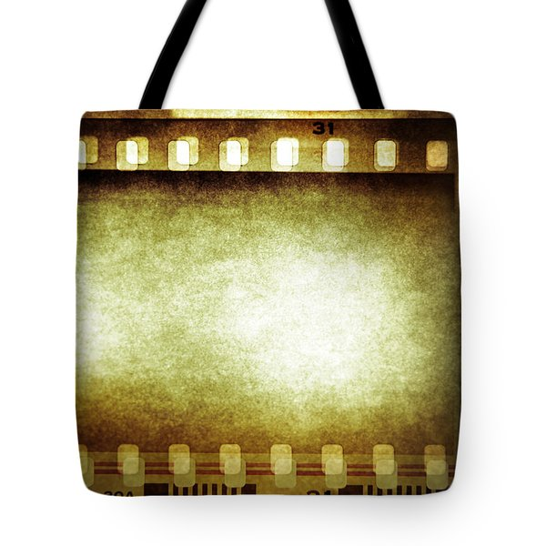 Filmstrip Tote Bag