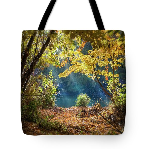 Filtered Light 3 Tote Bag
