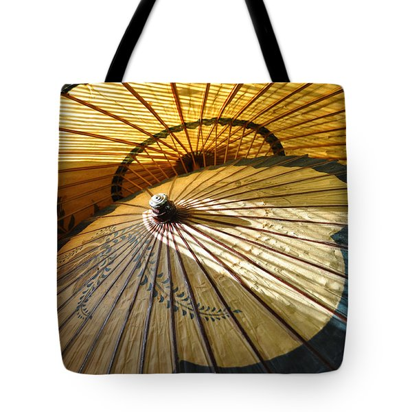 Filtered Light Tote Bag by Jan Amiss Photography