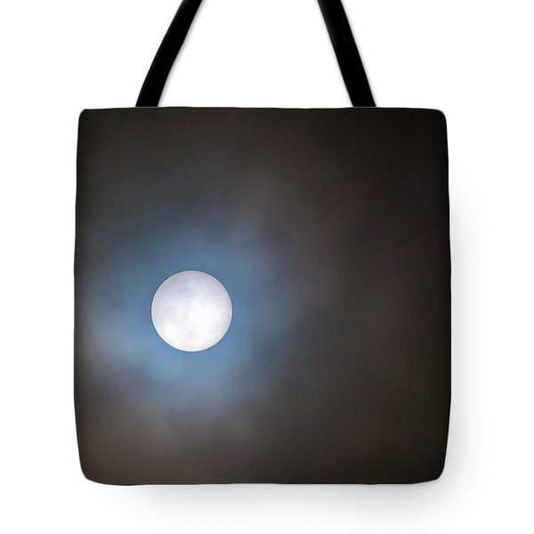 Filtered Sun Tote Bag by David Gn
