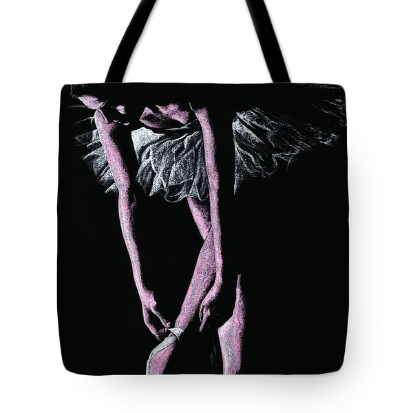Final Adjustments Tote Bag by Richard Young