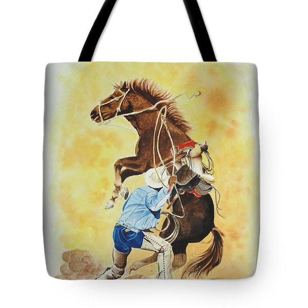 Final Appeal Tote Bag by Jimmy Smith