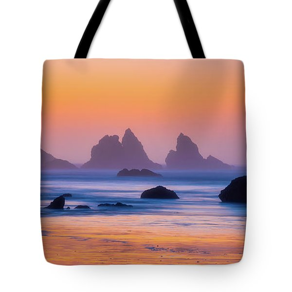Tote Bag featuring the photograph Final Moments by Darren White