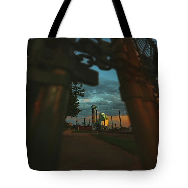 Final Stage Tote Bag