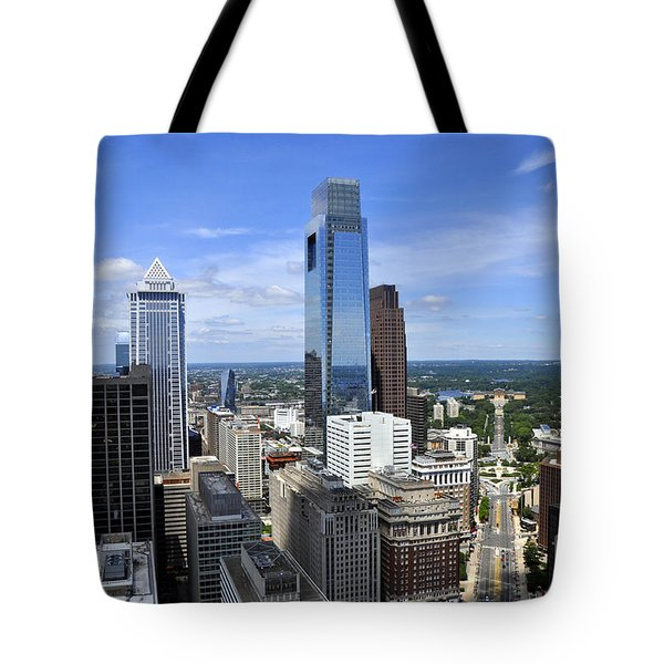 Financial Distric Tote Bag