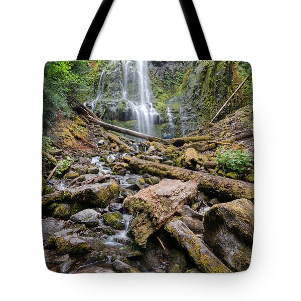 Find A Way Tote Bag