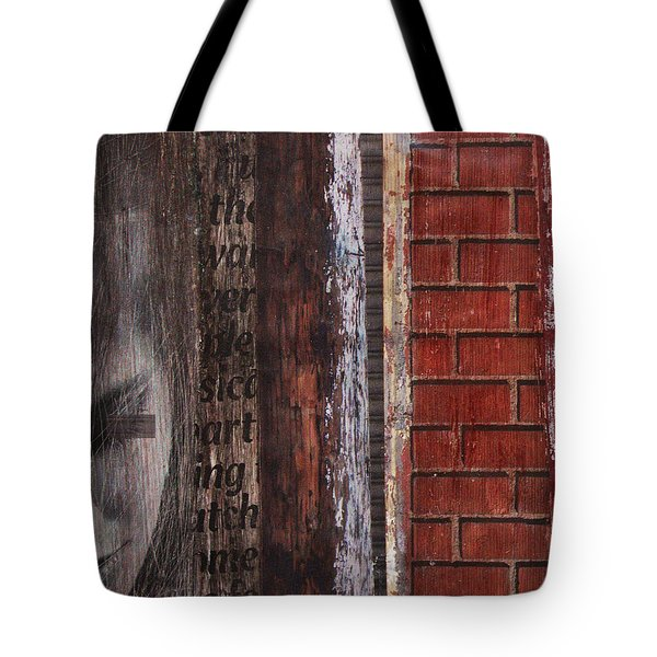 Find Me Tote Bag