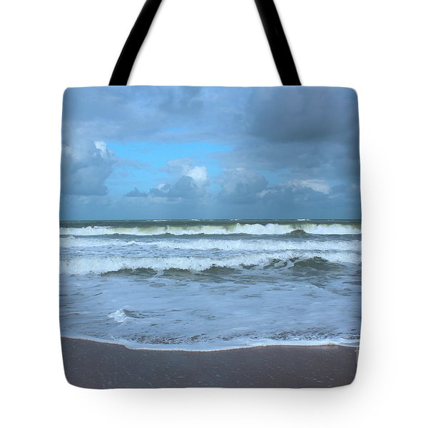 Find Your Beach Tote Bag by Megan Dirsa-DuBois