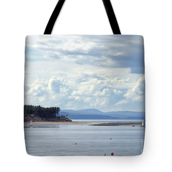 Findhorn Bay - Moray Firth Tote Bag