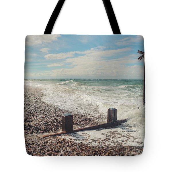 Findhorn Coast Tote Bag