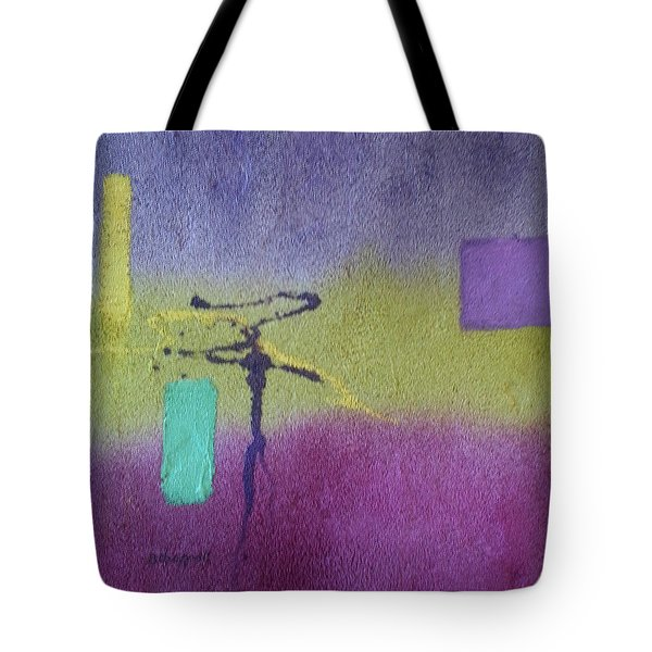 Finding Balance Tote Bag
