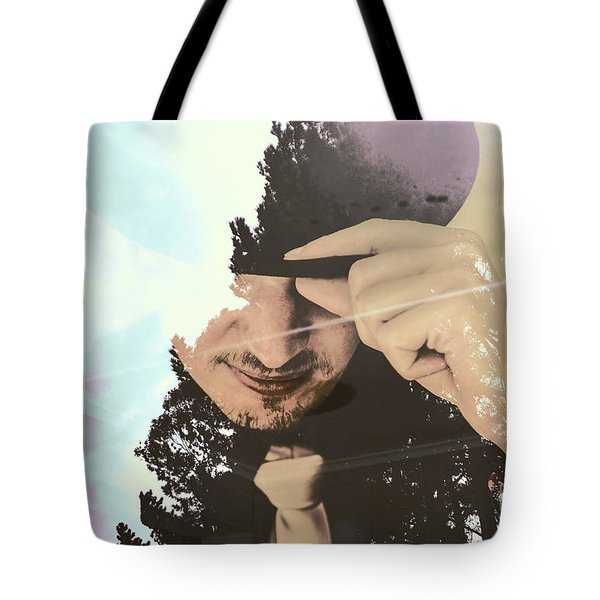 Finding Beauty Within Tote Bag