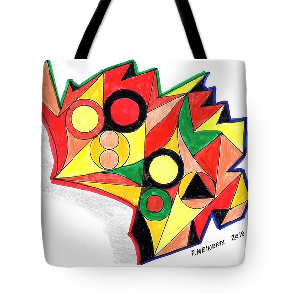 Finding Green Tote Bag