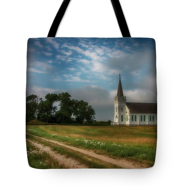Finding My Way Tote Bag