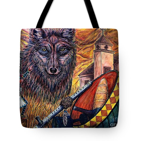 Finding Ones' Way Tote Bag