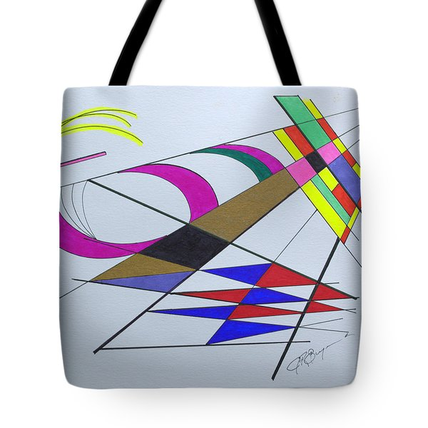 Finding Serendipity Tote Bag