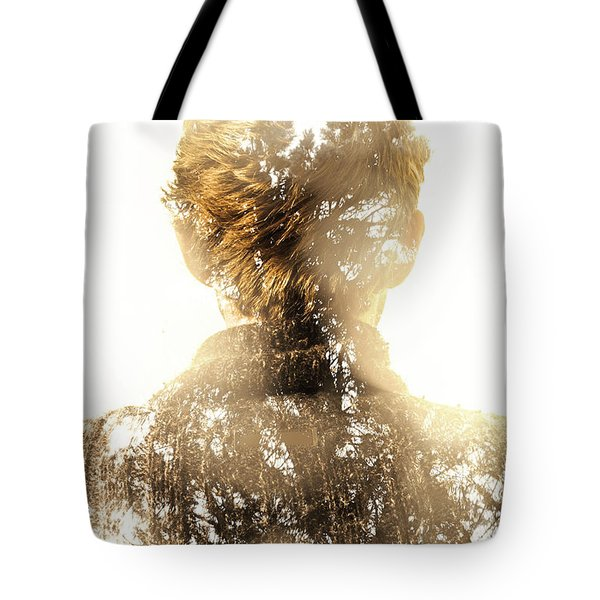 Finding Spirit Within Tote Bag