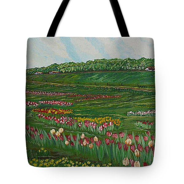 Finding The Way To You - Spring In Emmental Tote Bag