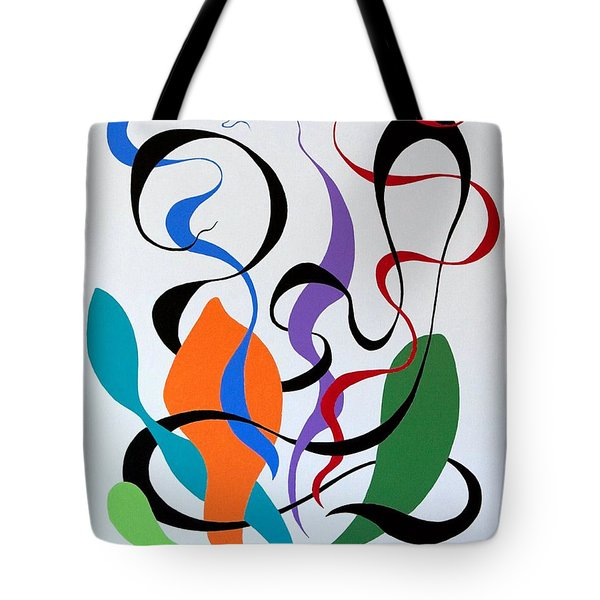 Finding Tote Bag