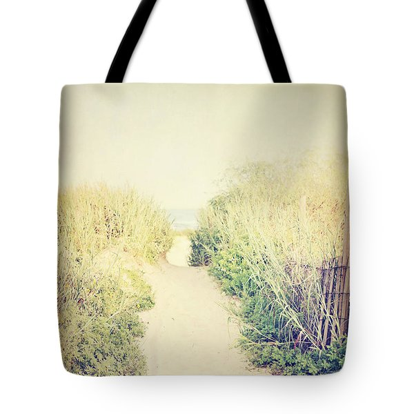 Tote Bag featuring the photograph Finding Your Way by Trish Mistric