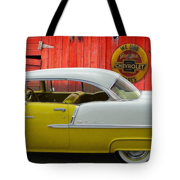 Fine 55 Tote Bag by Rod Seel