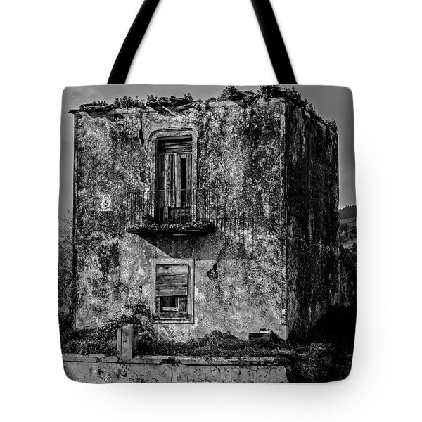 Fine Art Back And White234 Tote Bag