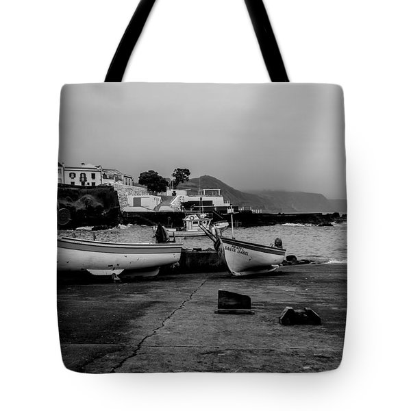 Fine Art Back And White252 Tote Bag