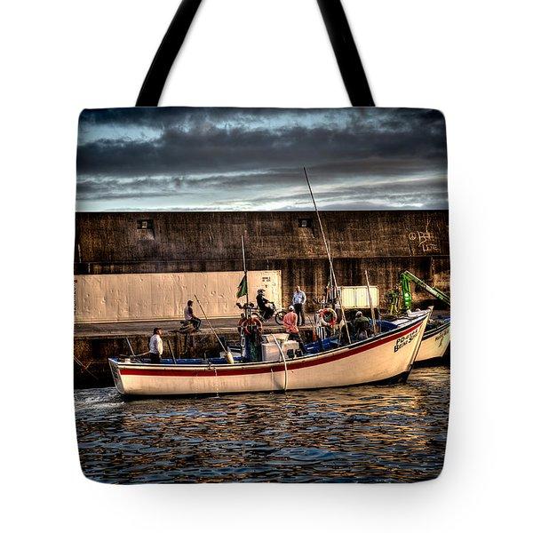 Fine Art Colour-137 Tote Bag