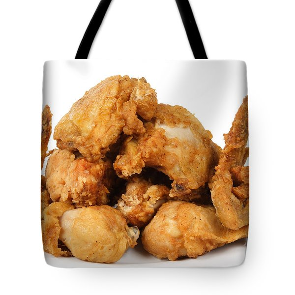 Fine Art Fried Chicken Food Photography Tote Bag by James BO  Insogna