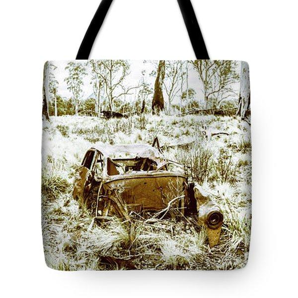 Fine Art Tasmania Bushland Tote Bag
