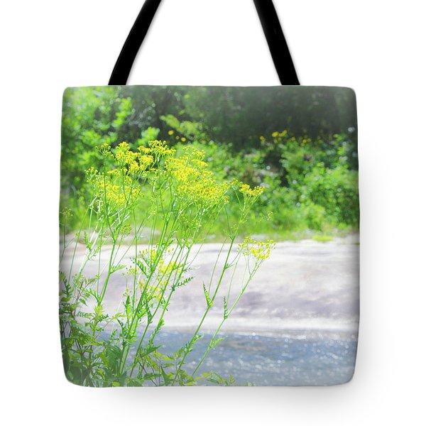 Fine Creek No. 2 Tote Bag
