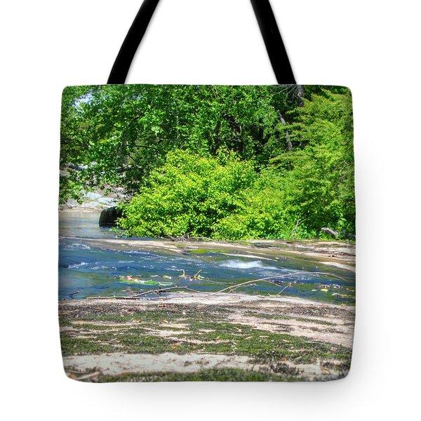 Fine Creek No. 3 Tote Bag