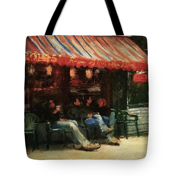 Fine Teas And Coffees Tote Bag