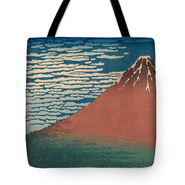 Fine Wind, Clear Weather Tote Bag