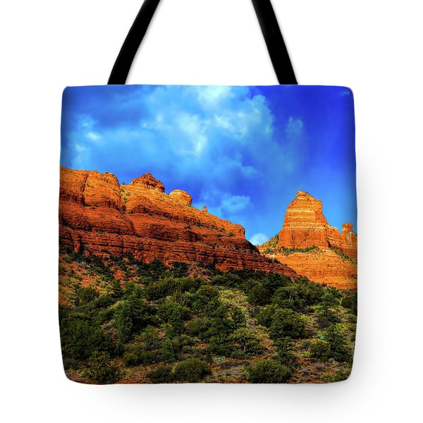 Finelight Tote Bag by Jon Burch Photography