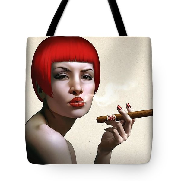 Finest Cuban Tote Bag