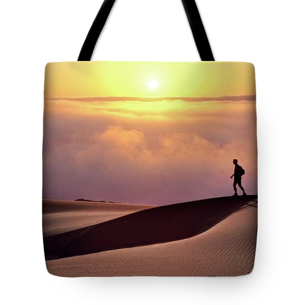 Finge Benefits Tote Bag