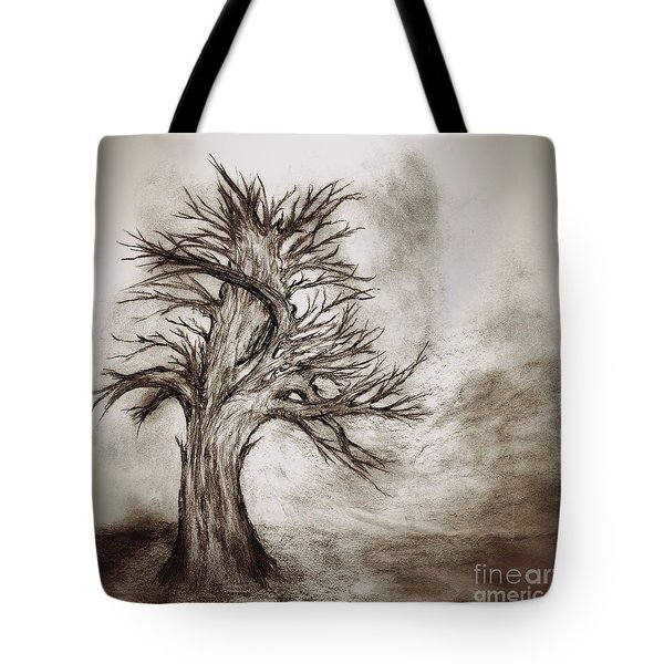 Finis 3 Tote Bag by John Krakora