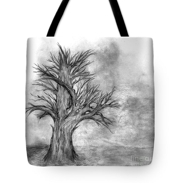 Finis Tote Bag by John Krakora