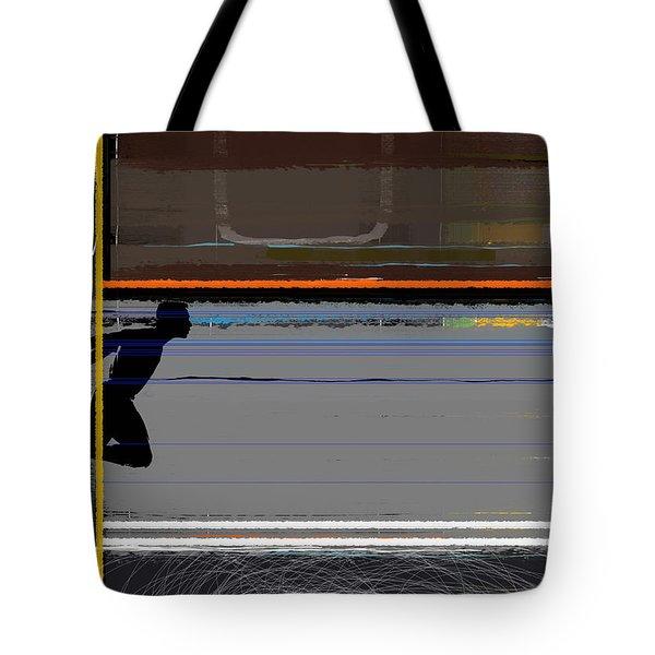 Finish 2 Tote Bag by Naxart Studio