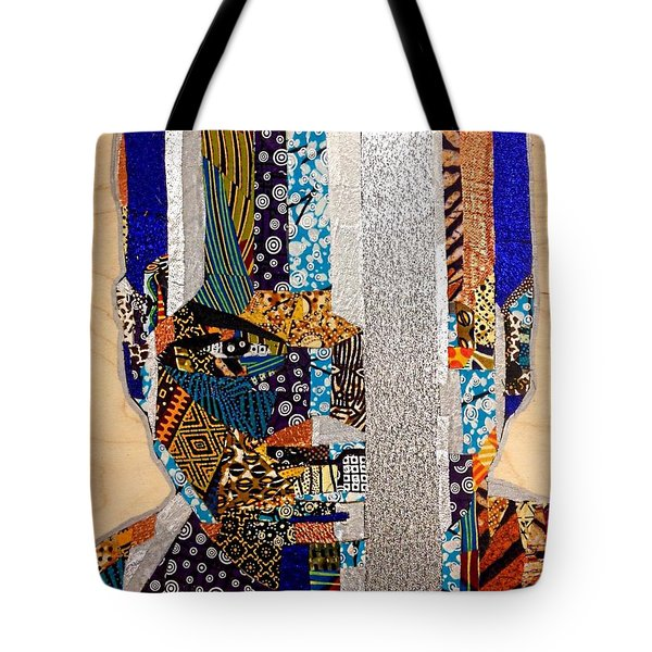 Finn Star Wars Awakens Afrofuturist  Tote Bag by Apanaki Temitayo M
