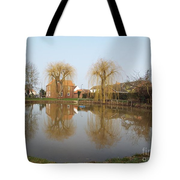 Finningley Pond Tote Bag