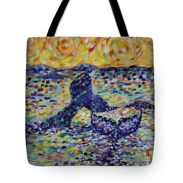Fintastic Tote Bag