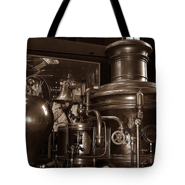 Fire Engine 1 Tote Bag