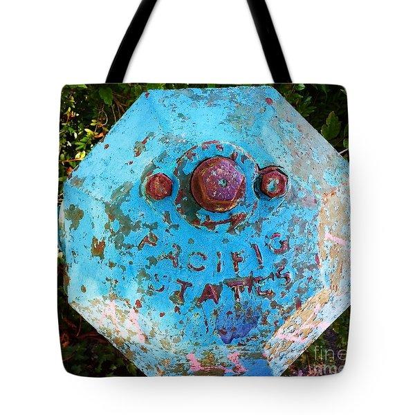 Fire Hydrant #3 Tote Bag