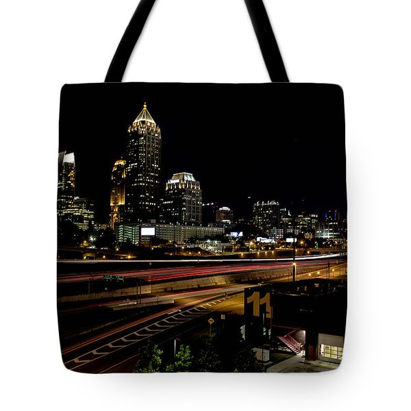 Fire Station Tote Bag