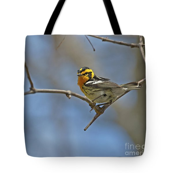 Fire Throat... Tote Bag