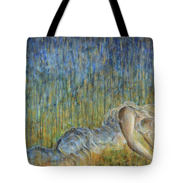 Fire To The Rain Tote Bag