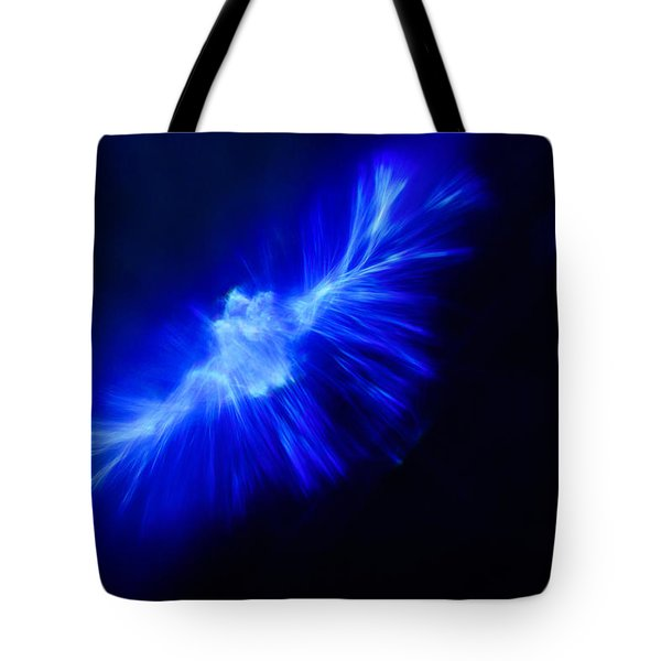 Tote Bag featuring the photograph Firebird by Greg Collins